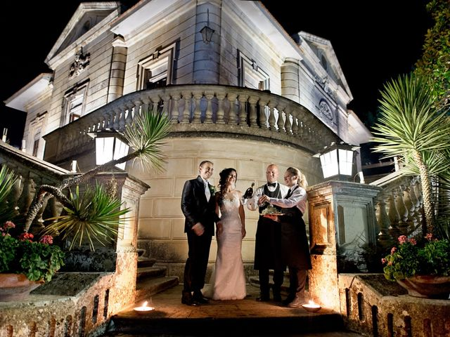 Il matrimonio di Omar e Anna Lucia a San Pancrazio Salentino, Brindisi 37