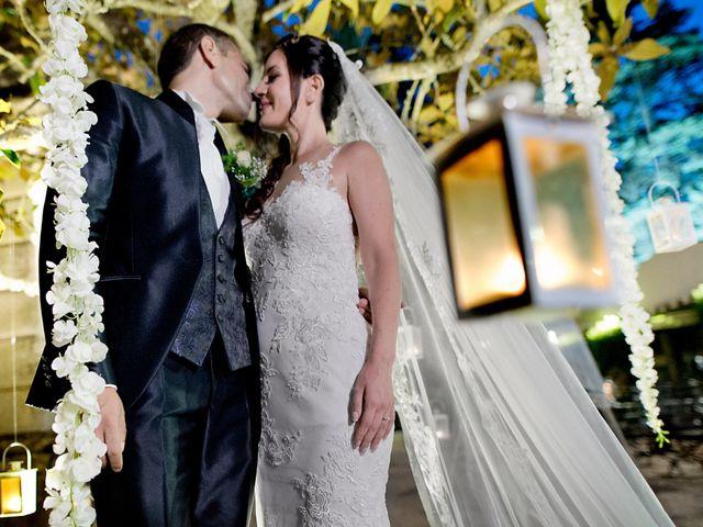 Il matrimonio di Omar e Anna Lucia a San Pancrazio Salentino, Brindisi 38
