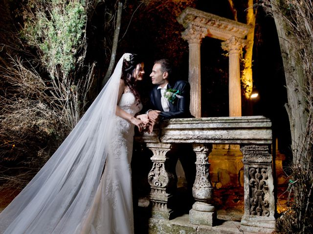 Il matrimonio di Omar e Anna Lucia a San Pancrazio Salentino, Brindisi 41