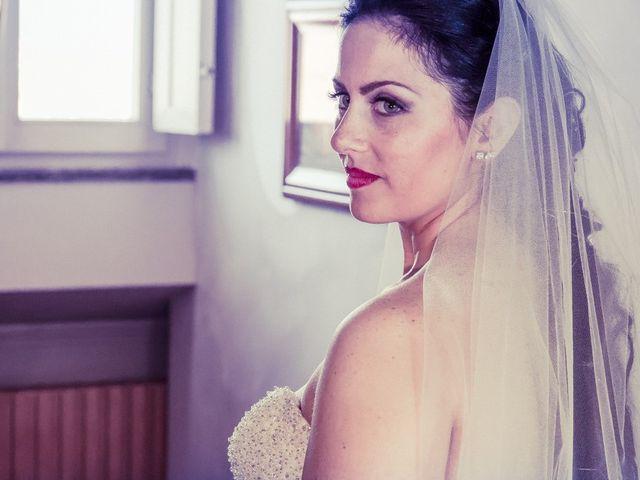 Il matrimonio di Matteo e Marica a Cocconato, Asti 17