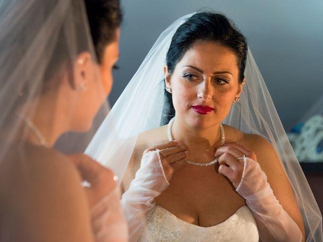Il matrimonio di Matteo e Marica a Cocconato, Asti 19