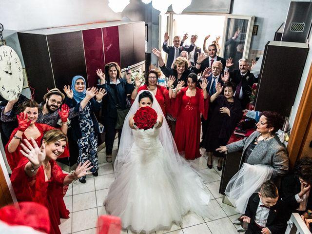 Il matrimonio di Matteo e Marica a Cocconato, Asti 20