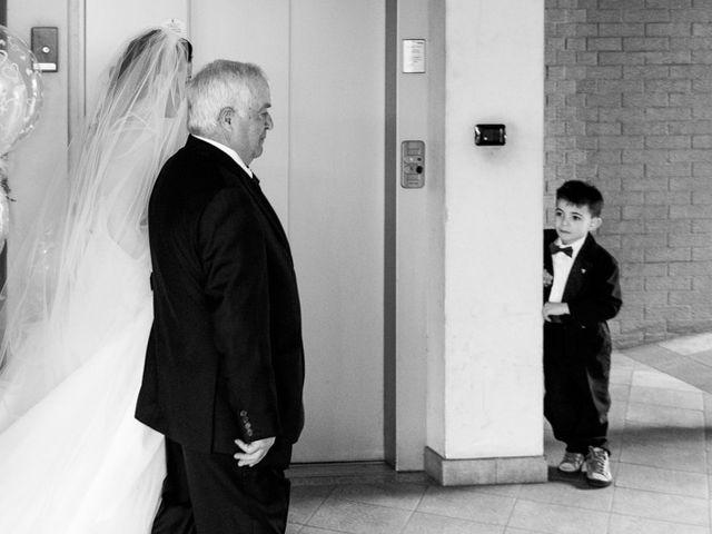 Il matrimonio di Matteo e Marica a Cocconato, Asti 22