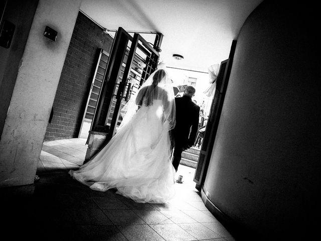 Il matrimonio di Matteo e Marica a Cocconato, Asti 23