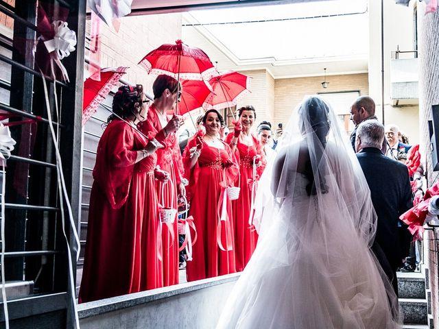 Il matrimonio di Matteo e Marica a Cocconato, Asti 24