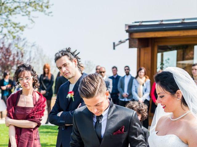 Il matrimonio di Matteo e Marica a Cocconato, Asti 29