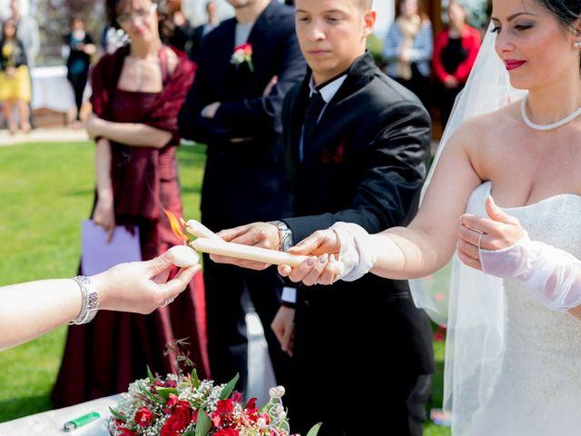 Il matrimonio di Matteo e Marica a Cocconato, Asti 31