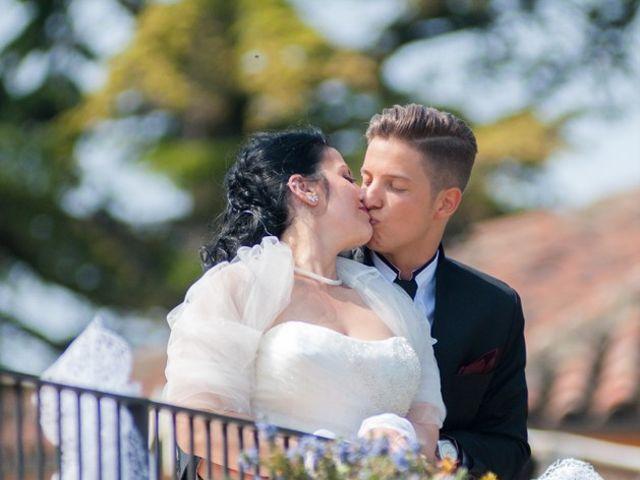 Il matrimonio di Matteo e Marica a Cocconato, Asti 38