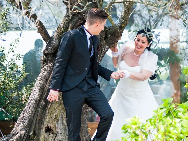 Il matrimonio di Matteo e Marica a Cocconato, Asti 39