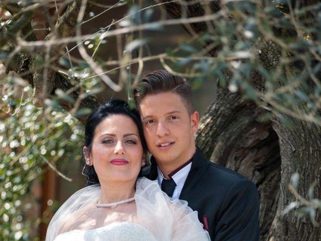 Il matrimonio di Matteo e Marica a Cocconato, Asti 40