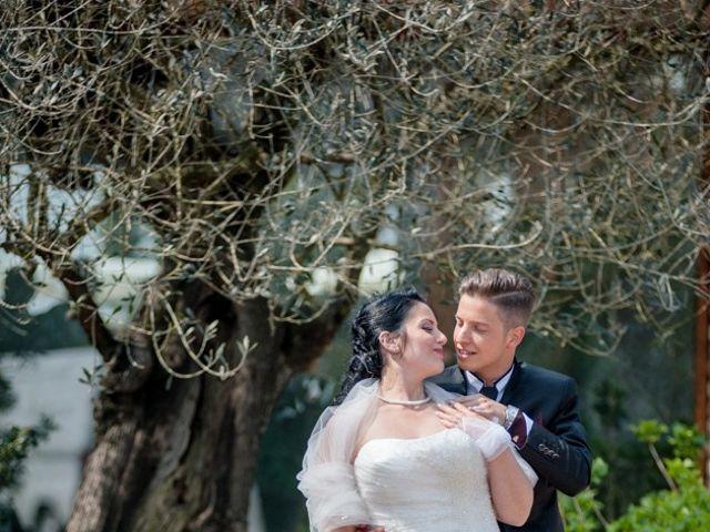 Il matrimonio di Matteo e Marica a Cocconato, Asti 42