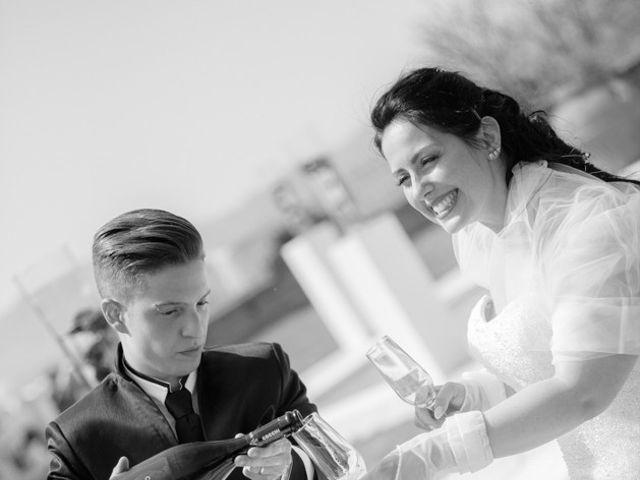 Il matrimonio di Matteo e Marica a Cocconato, Asti 45