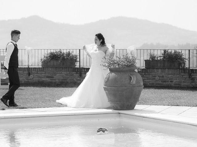 Il matrimonio di Matteo e Marica a Cocconato, Asti 50