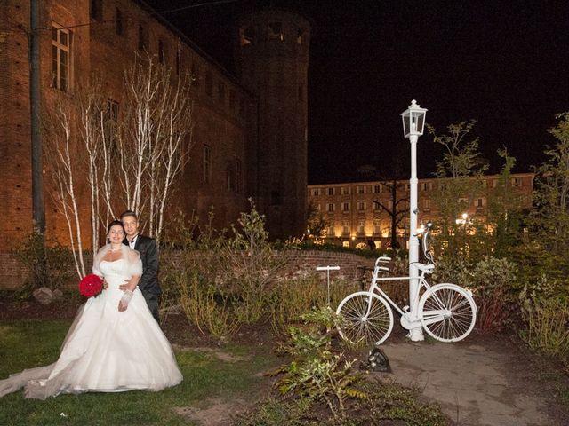 Il matrimonio di Matteo e Marica a Cocconato, Asti 55