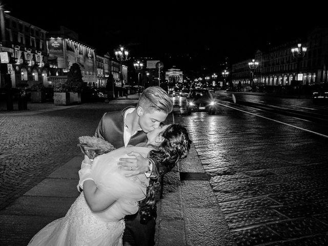 Il matrimonio di Matteo e Marica a Cocconato, Asti 56