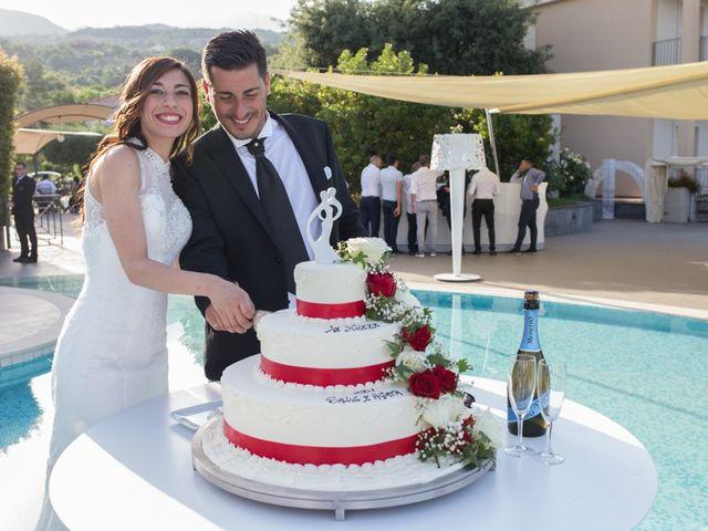 Il matrimonio di Salvo e Agata a Aci Sant'Antonio, Catania 20