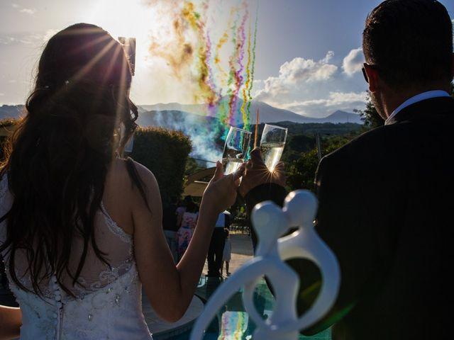 Il matrimonio di Salvo e Agata a Aci Sant'Antonio, Catania 21