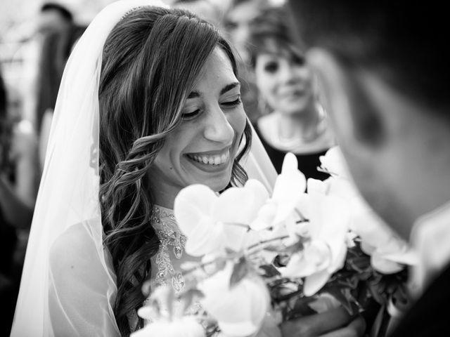 Il matrimonio di Salvo e Agata a Aci Sant'Antonio, Catania 79