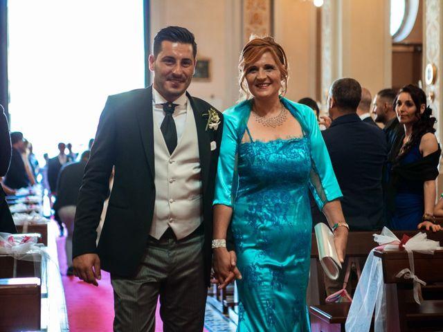Il matrimonio di Salvo e Agata a Aci Sant'Antonio, Catania 81