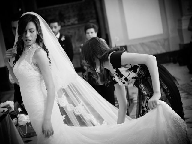Il matrimonio di Salvo e Agata a Aci Sant'Antonio, Catania 86