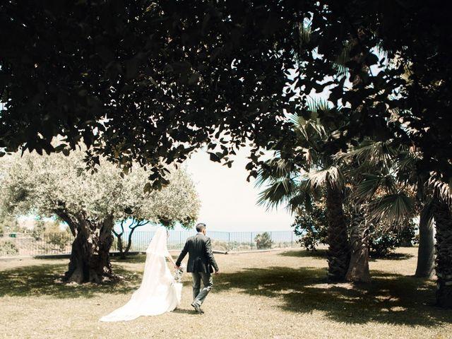 Il matrimonio di Salvo e Agata a Aci Sant'Antonio, Catania 100