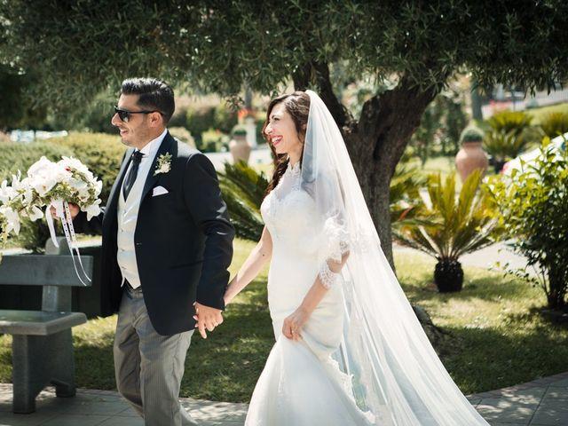Il matrimonio di Salvo e Agata a Aci Sant'Antonio, Catania 101