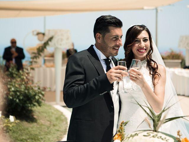 Il matrimonio di Salvo e Agata a Aci Sant'Antonio, Catania 102