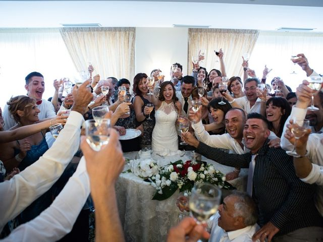 Il matrimonio di Salvo e Agata a Aci Sant'Antonio, Catania 107