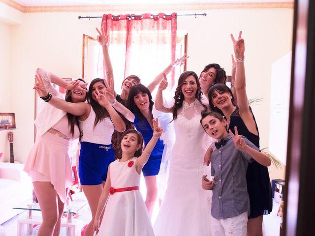 Il matrimonio di Salvo e Agata a Aci Sant'Antonio, Catania 135