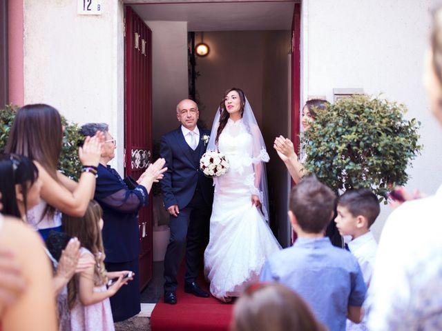 Il matrimonio di Salvo e Agata a Aci Sant'Antonio, Catania 145