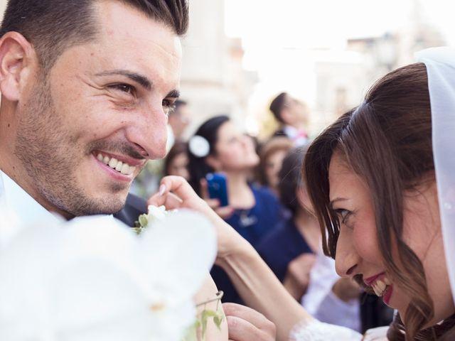 Il matrimonio di Salvo e Agata a Aci Sant'Antonio, Catania 153