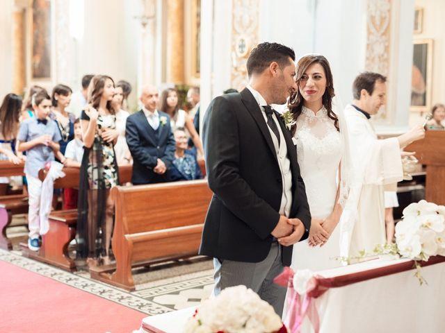 Il matrimonio di Salvo e Agata a Aci Sant'Antonio, Catania 154