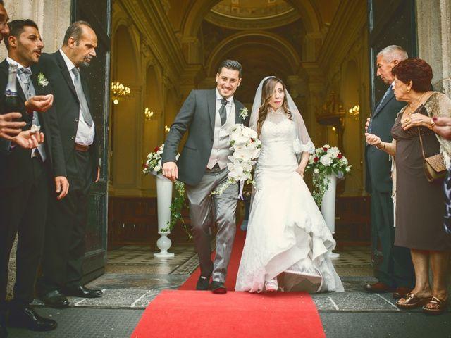 Il matrimonio di Salvo e Agata a Aci Sant'Antonio, Catania 163