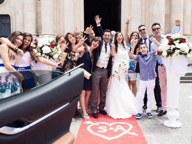 Il matrimonio di Salvo e Agata a Aci Sant'Antonio, Catania 170