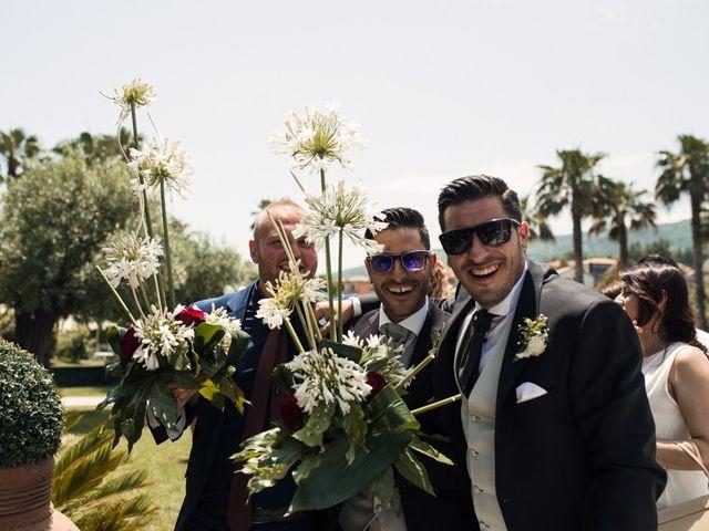 Il matrimonio di Salvo e Agata a Aci Sant'Antonio, Catania 180
