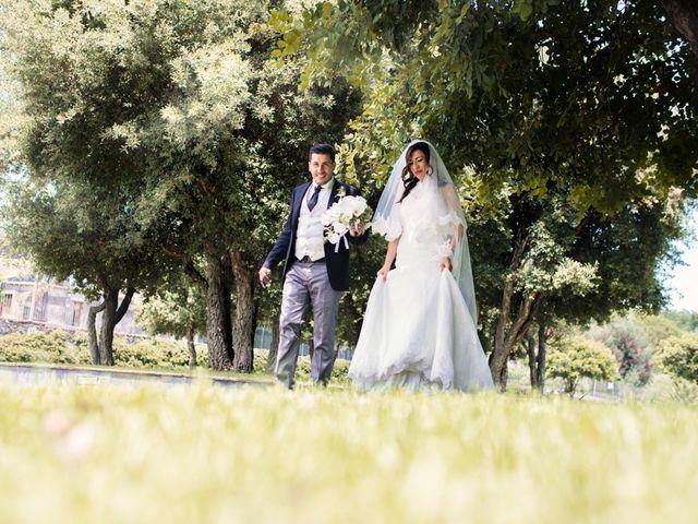 Il matrimonio di Salvo e Agata a Aci Sant'Antonio, Catania 195