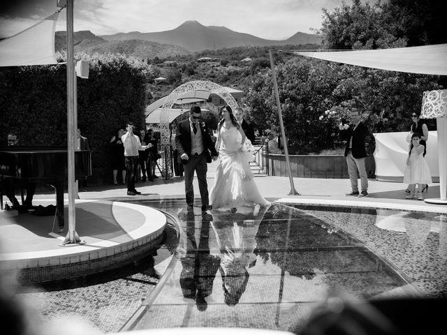 Il matrimonio di Salvo e Agata a Aci Sant'Antonio, Catania 197