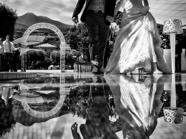 Il matrimonio di Salvo e Agata a Aci Sant'Antonio, Catania 198