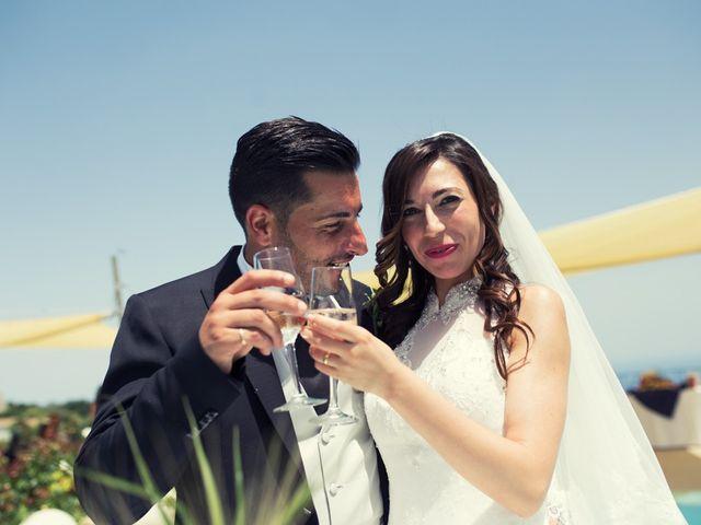 Il matrimonio di Salvo e Agata a Aci Sant'Antonio, Catania 200