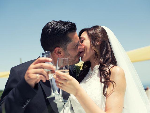 Il matrimonio di Salvo e Agata a Aci Sant'Antonio, Catania 201