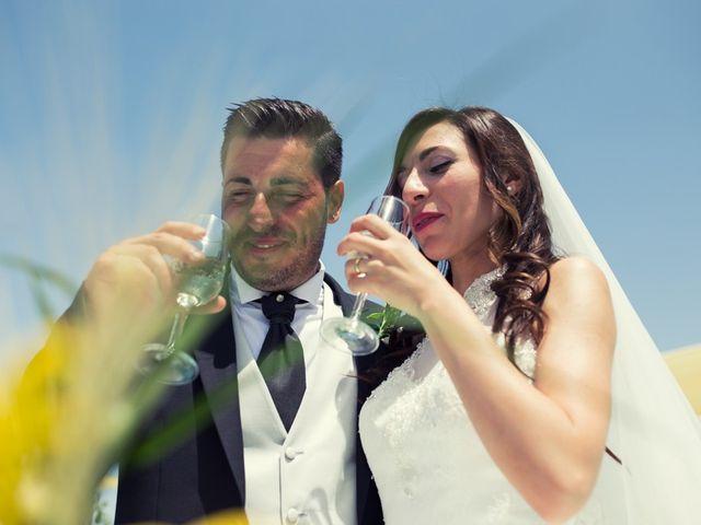 Il matrimonio di Salvo e Agata a Aci Sant'Antonio, Catania 202