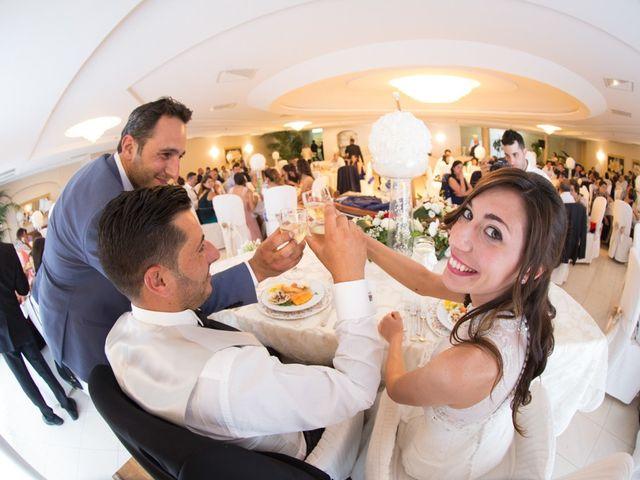 Il matrimonio di Salvo e Agata a Aci Sant'Antonio, Catania 207