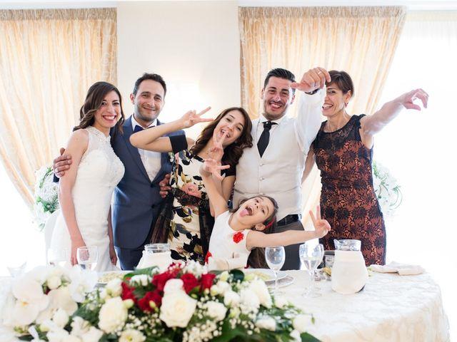 Il matrimonio di Salvo e Agata a Aci Sant'Antonio, Catania 210