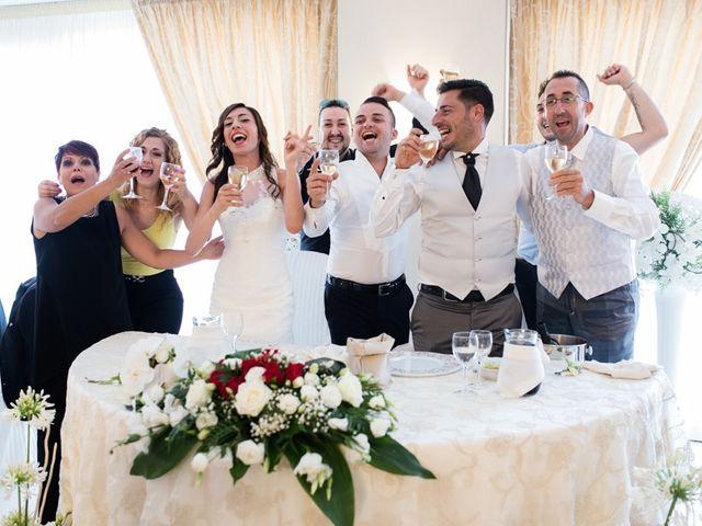 Il matrimonio di Salvo e Agata a Aci Sant'Antonio, Catania 211