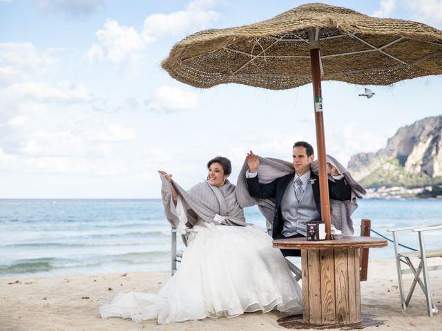 Le nozze di Monica e Piervincenzo
