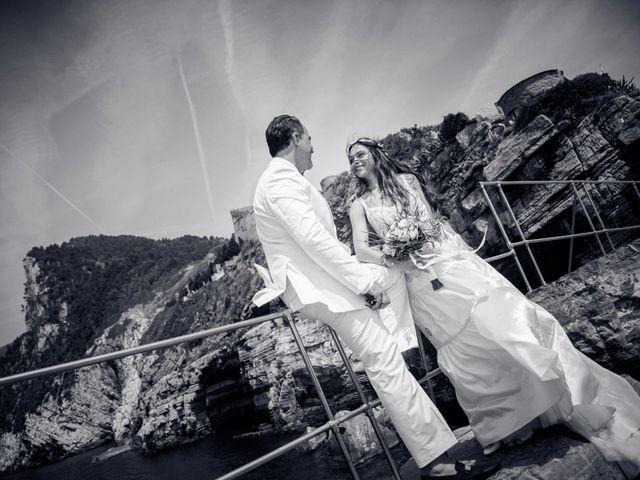 Le nozze di Alina e Lionel