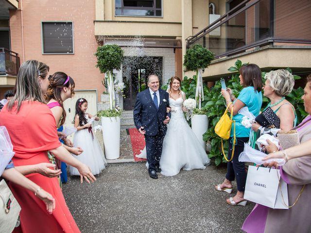 Il matrimonio di Ernesto e Sabrina a Cosenza, Cosenza 8