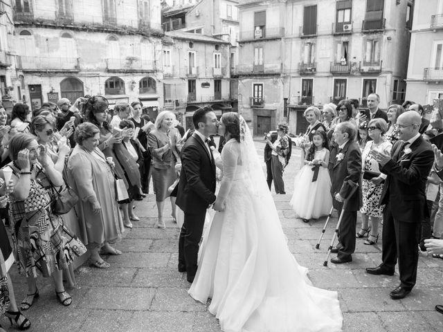 Il matrimonio di Ernesto e Sabrina a Cosenza, Cosenza 19