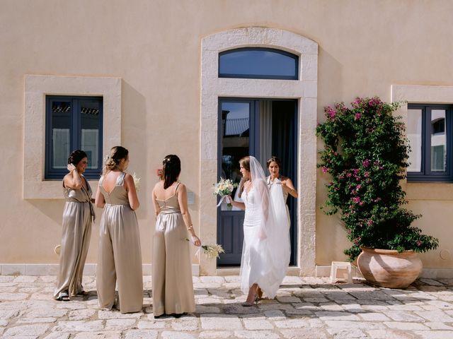 Il matrimonio di David e Jessica a Pozzallo, Ragusa 34