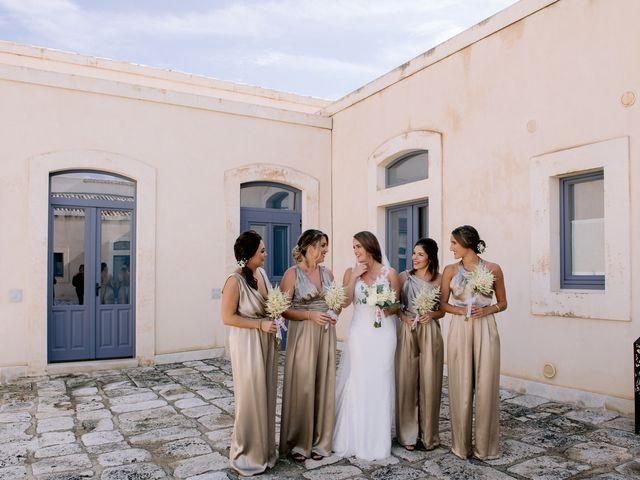 Il matrimonio di David e Jessica a Pozzallo, Ragusa 35